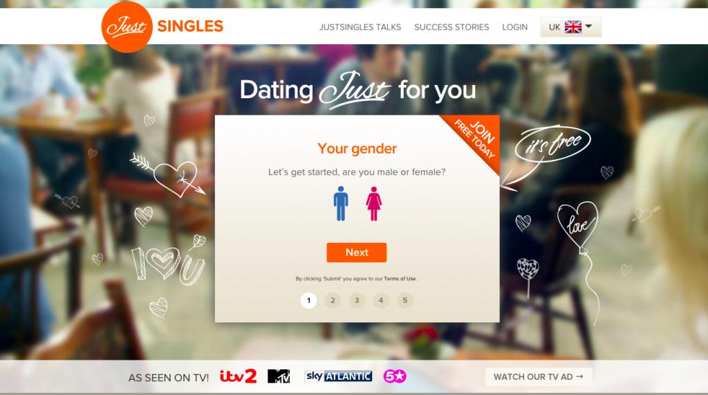 JustSingles.com