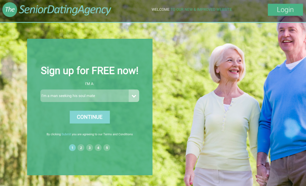 Senior Dating Agency