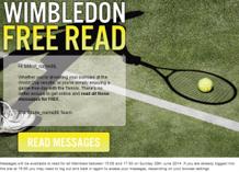 WimbledonFreeReadScreenshot