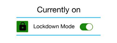 lockdown-mode-on